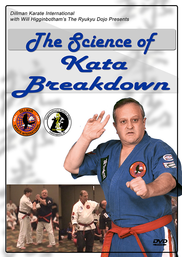 The Science of Kata Breakdown DVD